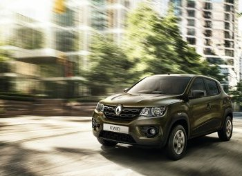 Kwid Icon MT Luxury