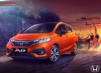 NEW HONDA JAZZ RS CVT TWO TONE