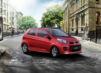 ALL NEW PICANTO A/T