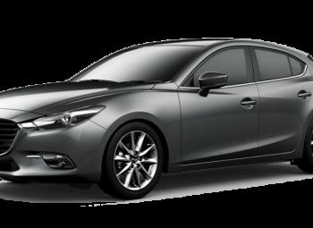 Mazda 3 Speed VIN18