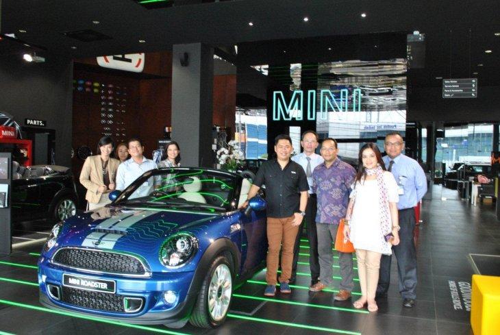 Mini Cooper Dealers >> Kunjungan Bisnis Ke Dealer Mini Cooper