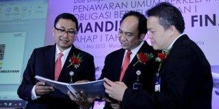 Penawaran Umum Berkelanjutan Obligasi Berkelanjutan I PT Mandiri Tunas Finance Tahap I Tahun 2013