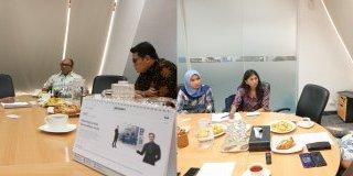 Bicarakan Industri Pembiayaan, Wartawan Kontan Kunjungi MTF