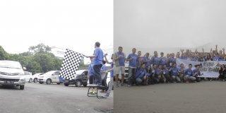 Perkuat Persaudaraan dengan Tunas Group, MTF Gelar Fun Rally