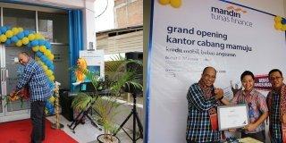 MANDIRI TUNAS FINANCE PERLUAS LAYANAN DI SULAWESI Resmikan Kantor Baru di Kotamobagu, Luwuk, dan Mamuju