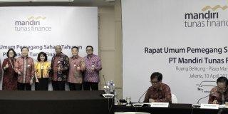 Rapat Umum Pemegang Saham Tahunan Mandiri Tunas Finance