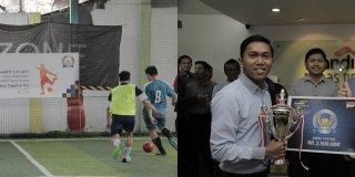 Menyaring Bakat-bakat Olahraga Terpendam, MTF Cup Digelar