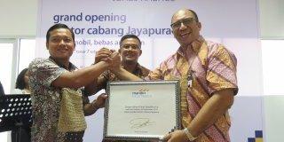 MTF Resmikan Kantor Baru di Jayapura, Sorong, dan Ambon
