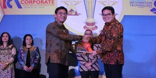 Mandiri Tunas Finance Raih Dua Penghargaan  Di Bidang Corporate Secretary & Corporate Communication dan IT