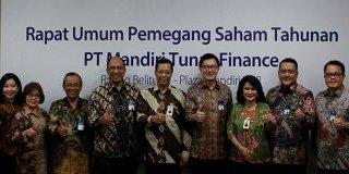 Hasil Rapat Umum Pemegang Saham Tahunan PT Mandiri Tunas Finance Tahun Buku 2017