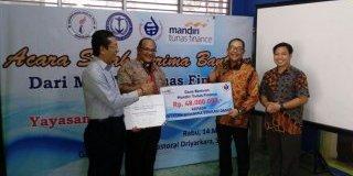 MTF Peduli - Bantuan Untuk Yayasan Dinamika Edukasi Dasar