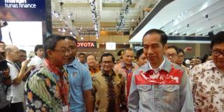 Indonesian International Motor Show 2018
