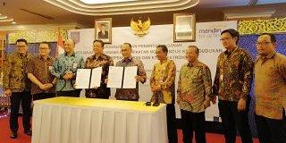 Tingkatkan Standar Pelayanan Administrasi,  MTF Jalin Kerja Sama dengan Dukcapil