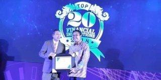 Mandiri Tunas Finance Sabet Penghargaan Multifinance Terbaik 2018