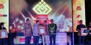 Direktur Utama MTF Raih Indonesia Multifinance Top Leader Award 2019