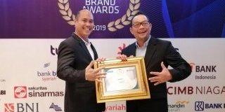Mandiri Tunas Finance Raih Penghargaan Digital Brand of The Year 2019