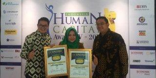 MTF Raih Dua Penghargaan dalam Indonesia Human Capital Award 2019
