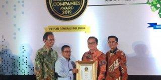 MTF Raih Penghargaan Most Admired Companies
