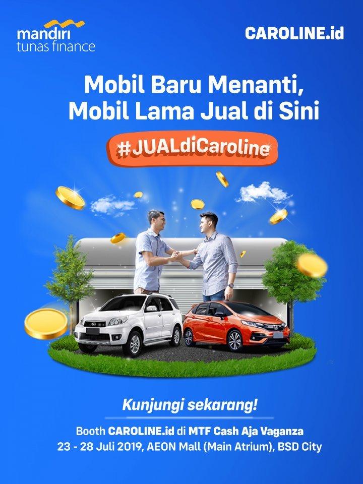 Kredit Mobil Dan Kendaraan Bermotor Mandiri Tunas Finance