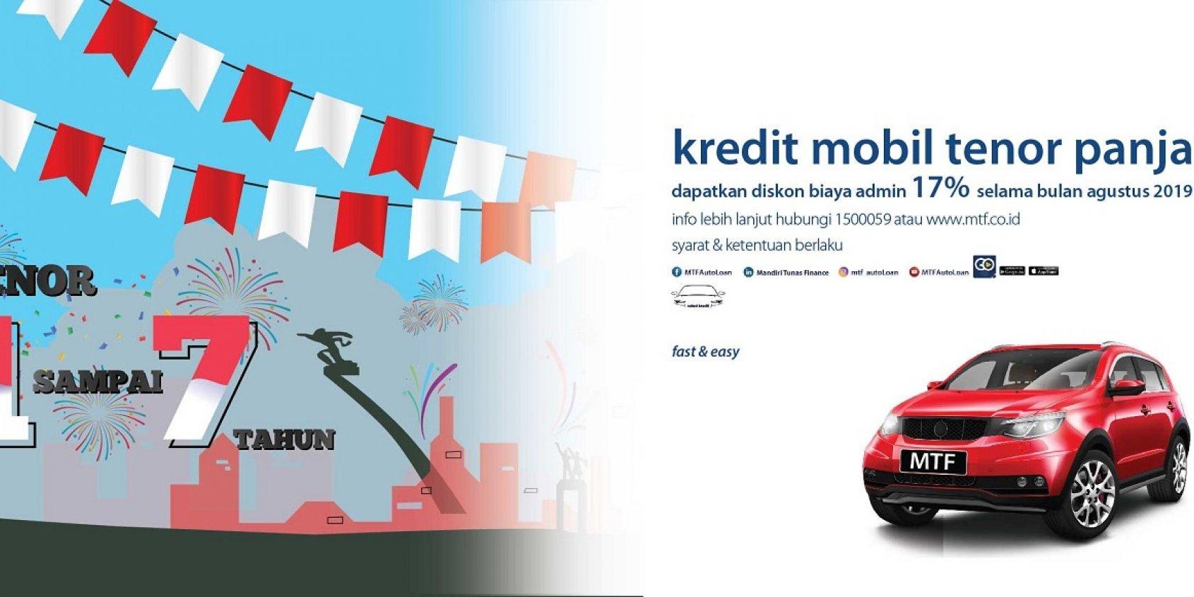 Kredit Mobil Tenor Panjang
