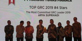 MTF Raih Top GRC 2019