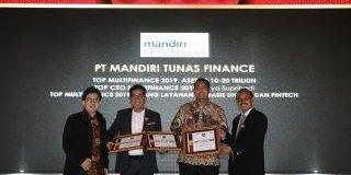 Mandiri Tunas Finance Raih Top Multifinance 2019