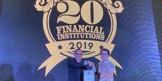 Mandiri Tunas Finance Raih The Best Performing Multifinance 2019