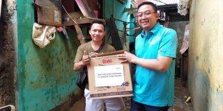 Direktur Utama MTF Pimpin Tanggap Darurat Banjir