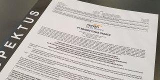 MTF Raih Dana Rp 858 Miliar dari Penerbitan Obligasi Berkelanjutan V Mandiri Tunas Finance Tahap I Tahun 2020