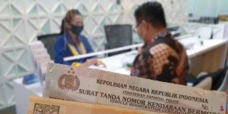 MTF Multifinance Pertama di Indonesia Berikan Layanan Samsat Online Nasional