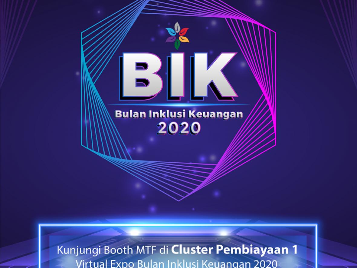 MTF Hadir dalam OJK Virtual Expo Bulan Inklusi Keuangan 2020