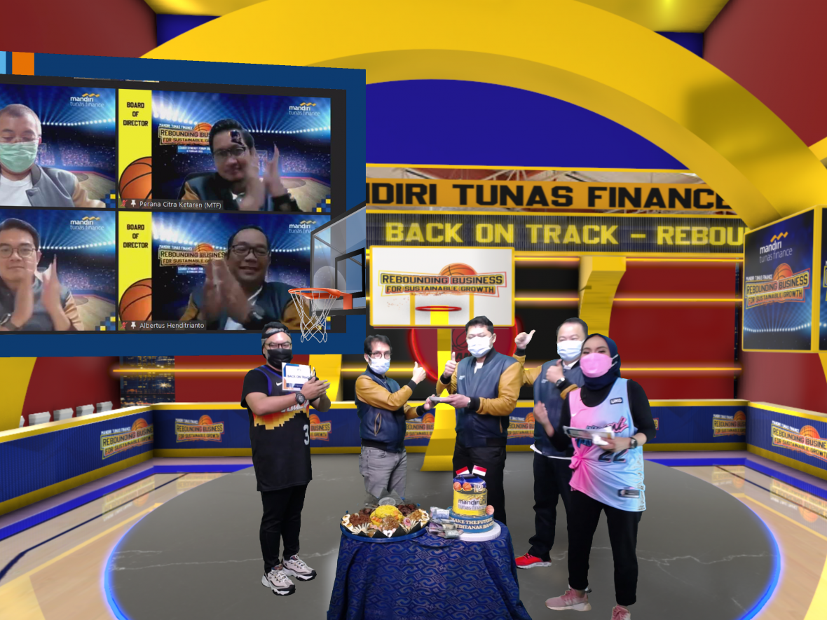 HUT ke-12 Mandiri Tunas Finance
