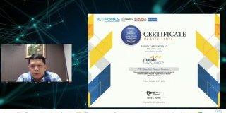 MTF Raih Most Popular Digital Financial Brand 2021