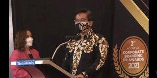 MTF Raih Corporate Branding PR Awards 2021